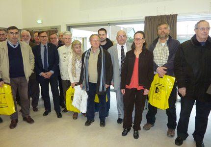 Les adhérents de l'Aphil RM rencontrent un beau succès à l'exposition philatélique régionale d'Aubergenville
