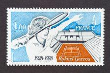 Rencontre avec le philatéliste Pierre Fusade, adhérent de l'A.Phil.R.M. et sa passion pour le tennis