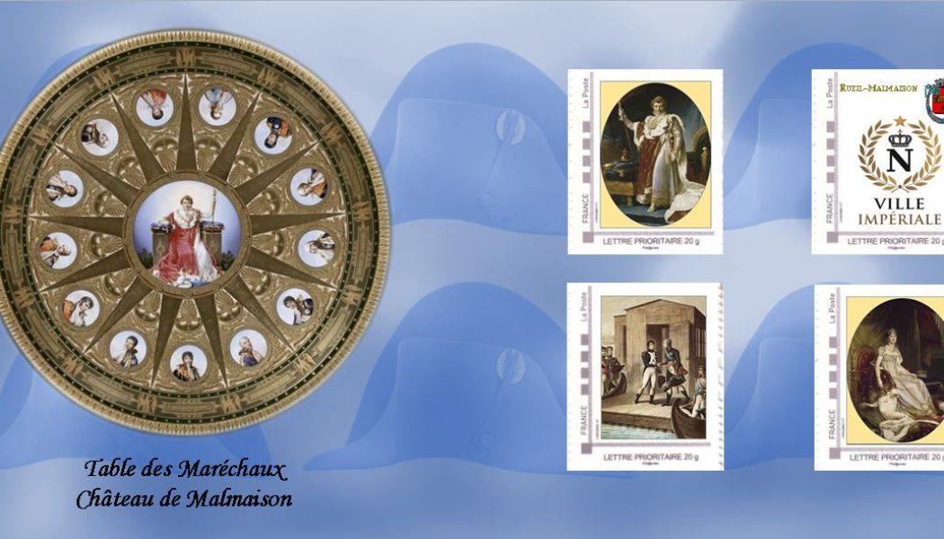 Un timbre à date pour le 3ème Jubilé Impérial de Rueil-Malmaison