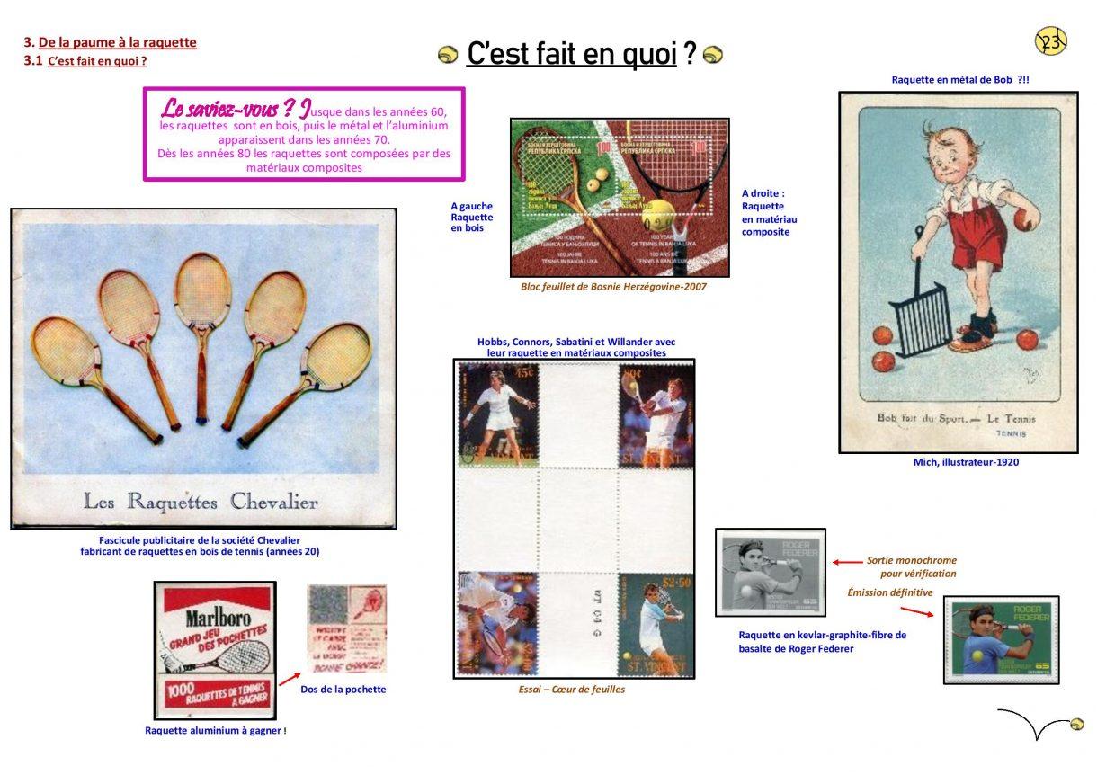 Vous avez dit tennis ? par Pierre Fusade