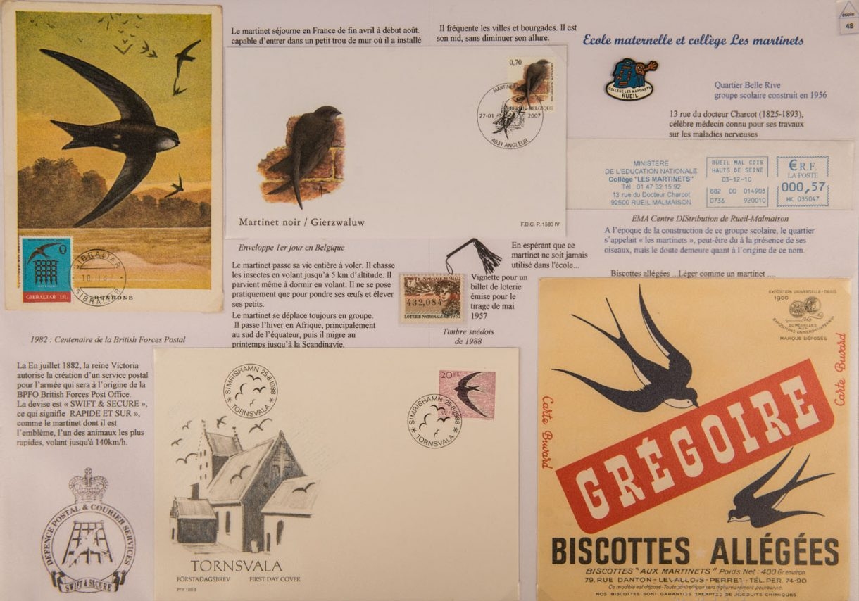 Les écoles de Rueil-Malmaison par Sylvie Sorignet