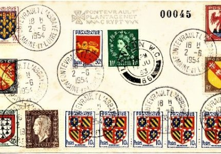Georges Vassileff : imprimeur, marchand de timbres, arnaqueur philatélique.. Vous connaissez ?