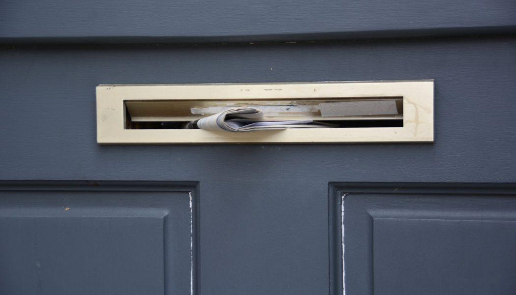 La Poste fait face à l'effondrement de son activité courrier
