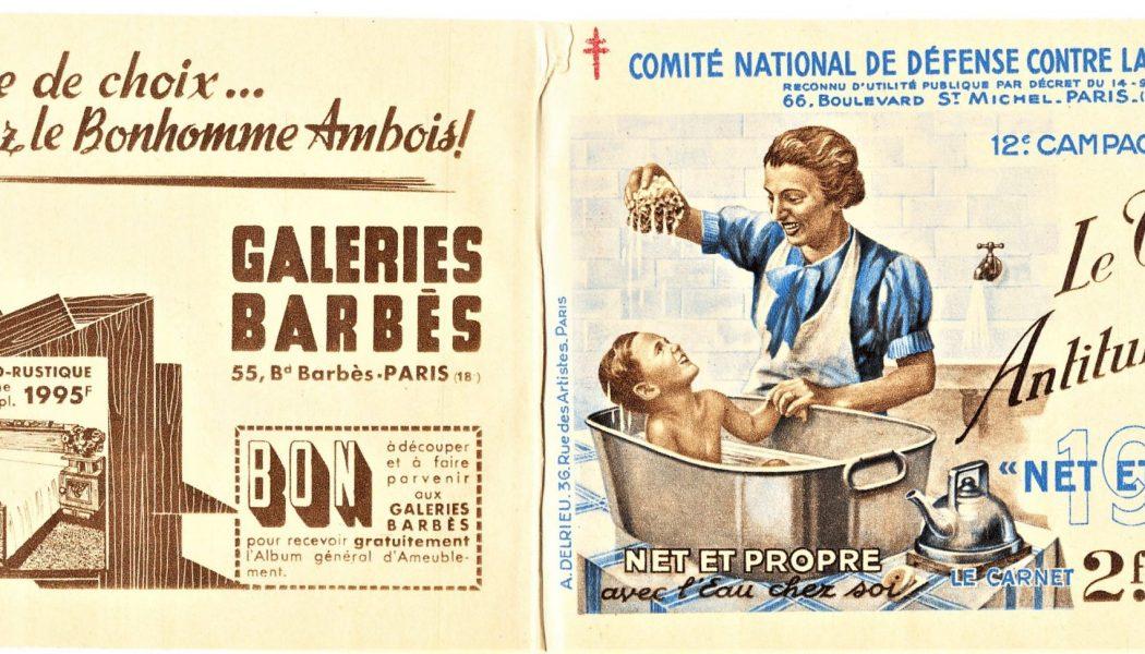 Philatélie thématique : Les timbres antituberculeux