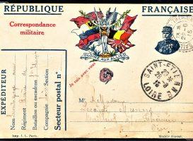 Les fins de catalogue  : Les émissions  de  « Franchise militaire »